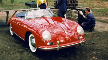 Porsche 356.
