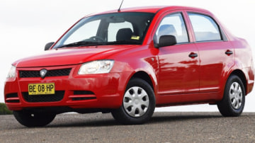 Inexpensive cars - under $13,000