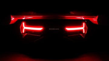 Brabham BT62 is due to be revealed in London at the start of May.