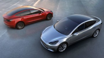 Tesla is set to offload shares to pay for its upcoming Model 3 sedan..