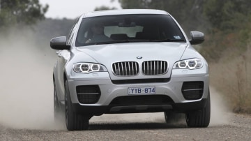 2013 BMW X6 On Sale In Australia, X5 And X6 M50d Diesels Introduced