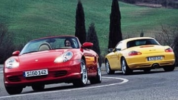 Used car review: Porsche Boxster