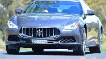 2017 Maserati Quattroporte first drive review