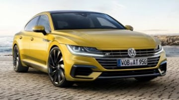 STRICT EMBARGO 3AM 07/03/17 AEDT Volkswagen has unveiled its new Arteon sedan, a high-end successor to the discontinued CC.
