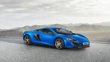 McLaren 650S - Leaked