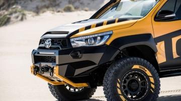 2017 Toyota HiLux Tonka Concept.