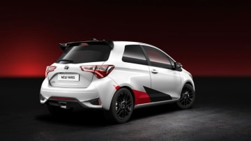 The car features a supercharged 1.8-litre engine with more than 150kW.