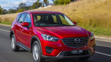Mazda's CX-5 - which is Drive's reigning best SUV under $40k - is sophisticated and well equipped.