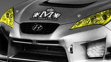 Hyundai Genesis at SEMA: Rhys Millen Racing