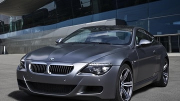 BMW To Unveil M6 Competition Limited Edition At Frankfurt