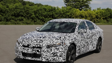 V6 Out, Turbo Fours In For Next-Gen Honda Accord