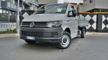 2016 Volkswagen Transporter 340TDI Single Cab Chassis REVIEW - The Liveability Of A Transporter Van, The Tray Of A Small Truck