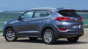 2016 Hyundai Tucson.