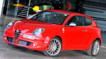 2010 Alfa Romeo MiTo Quadrifoglio Launched In Australia