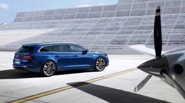 Renault Talisman Wagon Breaks Cover Ahead Of Frankfurt Reveal