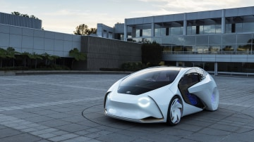 Artificial technology in vehicles.