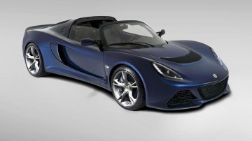 Lotus Exige S Roadster Revealed At Geneva