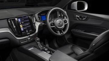 2018 Volvo XC60 R-Design.