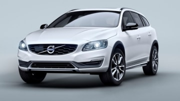Volvo V60 Cross Country.