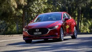 2019 Mazda 3 sedan review: G25 Evolve manual