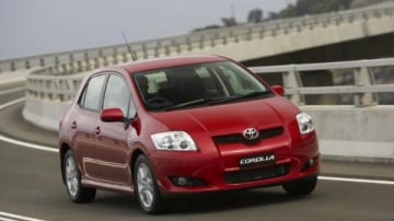 Toyota Corolla the cheapest small car to repair