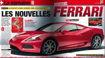 Ferrari F450: Another Rendering For The Pile