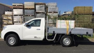 Short Haul: Nissan Navara RX 4x4