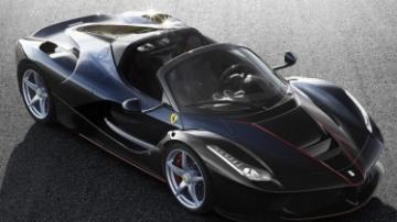 Man sues Ferrari over LaFerrari snub
