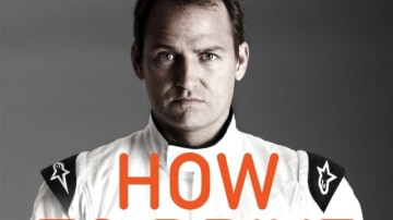 How to Drive book by Ben Collins