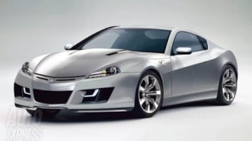 2010 Acura NSX Finally Revealed?