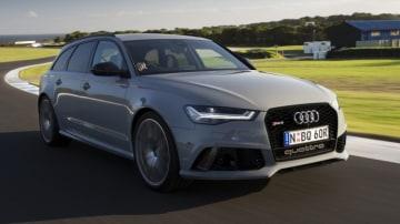 Audi RS6 Avant Performance.