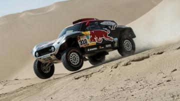 Carlos Saniz will race a Mini Buggy in the 2019 Dakar Rally.