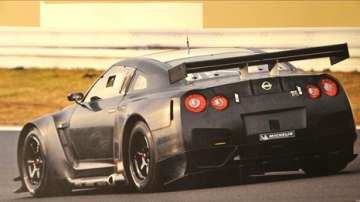 FIA-GT1 Nissan GT-R Photos And Specs, GT-R LM Specs Rumoured