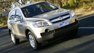 Holden Captiva And Volkswagen Caddy Recalled - Also KTM And Husqvarna