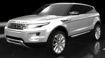 Baby Range Rover, the LRX