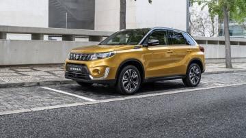 Suzuki unveils updated Vitara