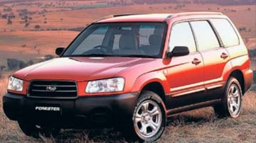 The ever reliable Forester is both practical and useful.