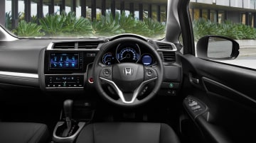 2018 Honda Jazz VTI-S.