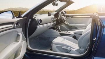 Audi A3 Cabriolet.