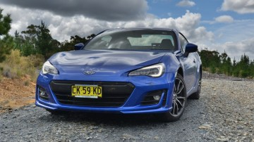 2017 Subaru BRZ Review   Charming Sports Coupe Offers Affordable Fun