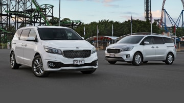 New Kia Carnival: 4-Star Shock - ANCAP Warns Against Pre-empting Test Results