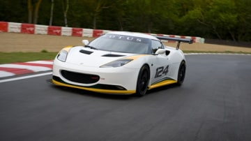 Lotus Evora Type 124 Race Car Announced