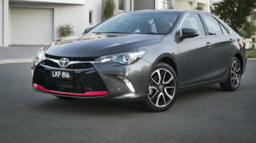 2016 Toyota Camry - Price And Features For Australia