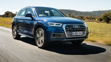 2017 Audi Q5 2.0 TFSI Sport she says, he says review