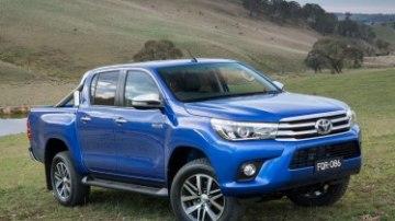 Toyota ponders return of TRD HiLux
