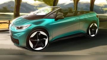 Volkswagen considering electric ID.3 convertible
