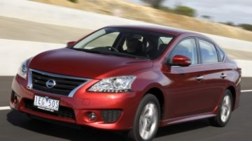 Nissan Pulsar SSS sedan she says, he says review