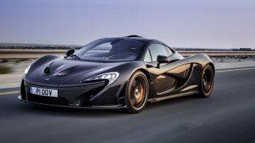 McLaren to build fully-electric supercar
