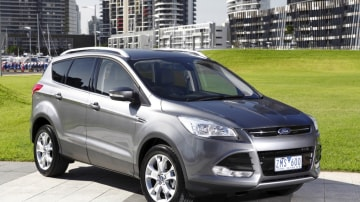 Ford is doing deals on its Kuga SUV.