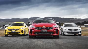 2018 Kia Stinger range review